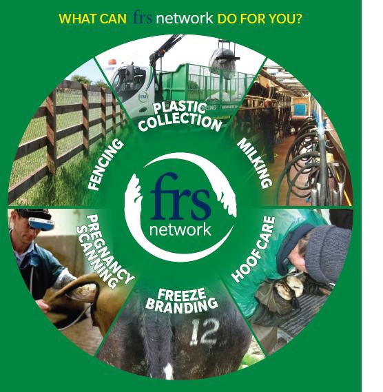 Farm Services wheel