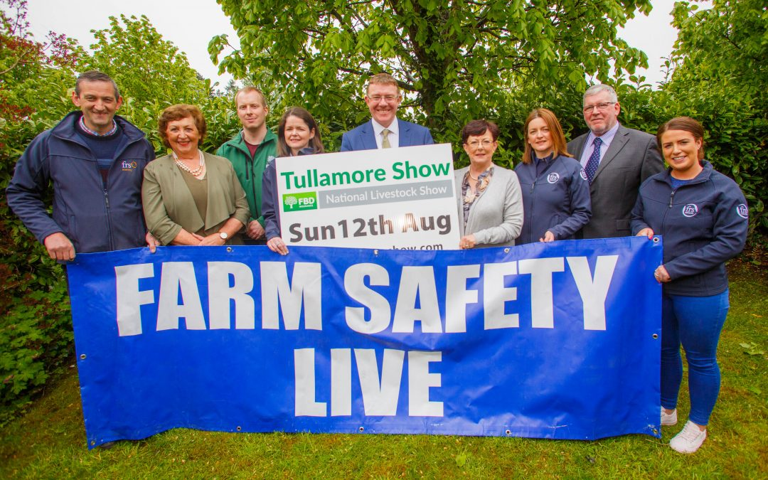 News: Mairead McGuinness to Officially Open Farm Safety Live at the Tullamore Show