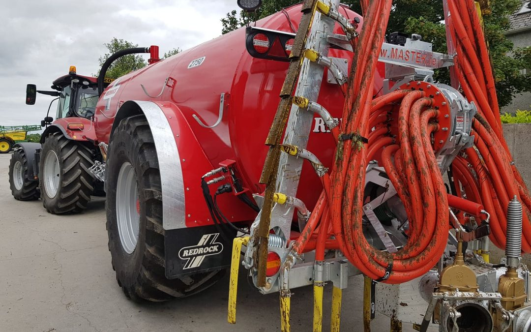 The Business of Slurry Ahead of the Second Cut